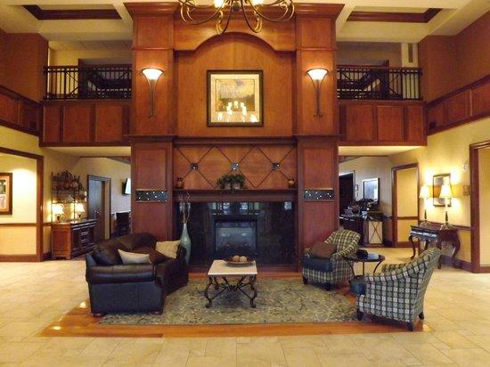Homewood Suites Cleveland-Beachwood : Lobby