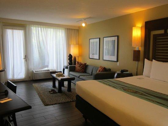Paradise Point Resort & Spa: Lanai King suite