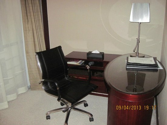 Sunda Gentleman International Hotel: A 'work' annexe.