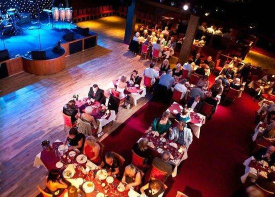 Sands Venue: cabaret night at the sands