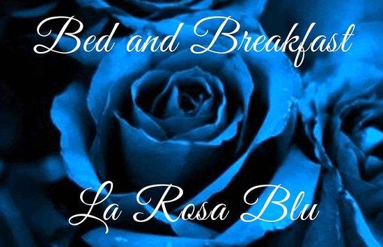 B&B La Rosa Blu : Biglietto da visita