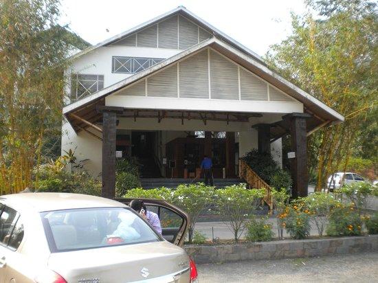 """IORA - The Retreat,Kaziranga: """"Gigantic cuckoo clock"""""""