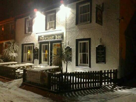 The Pheasant Inn Public House: the pheasant inn