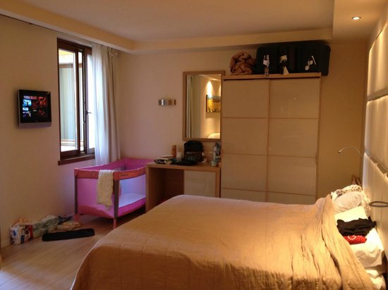 Hotel Antico Borgo : Hotel room