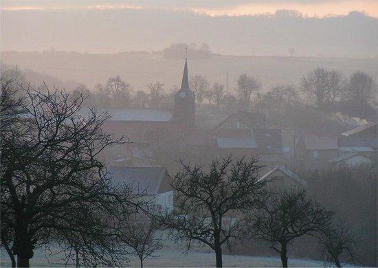 Racrange, ฝรั่งเศส: Le village