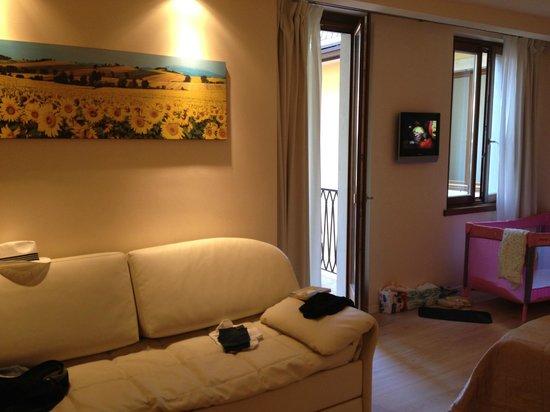 Hotel Antico Borgo: Hotel room