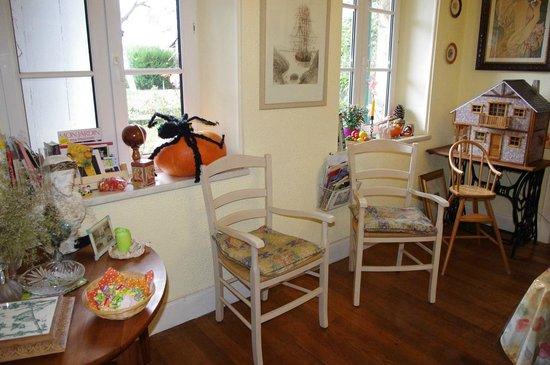 Racrange, ฝรั่งเศส: Salle à manger