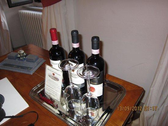 Badia a Coltibuono : Вино аббатства