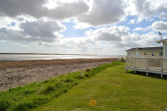 Carmarthen Bay Holiday Park - Park Resorts: stunning view from the caravan :)