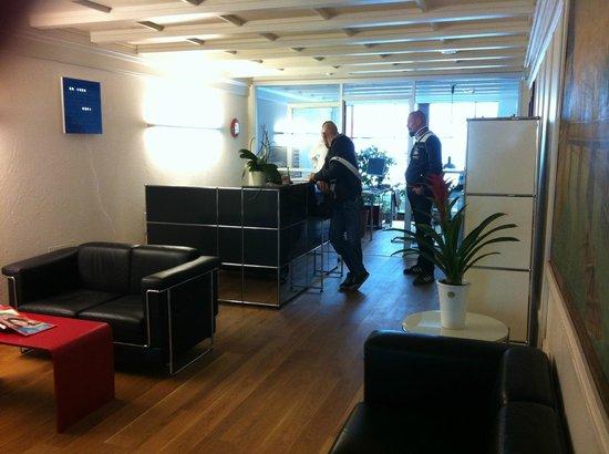 Hotel Roter Ochsen : Lobby