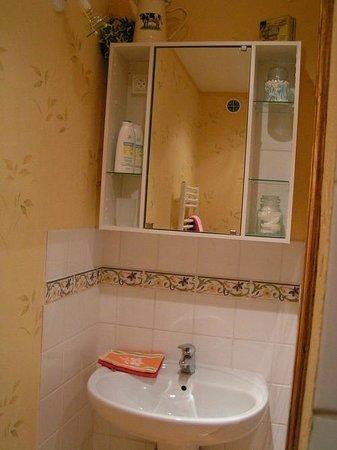 Racrange, ฝรั่งเศส: Salle de bain