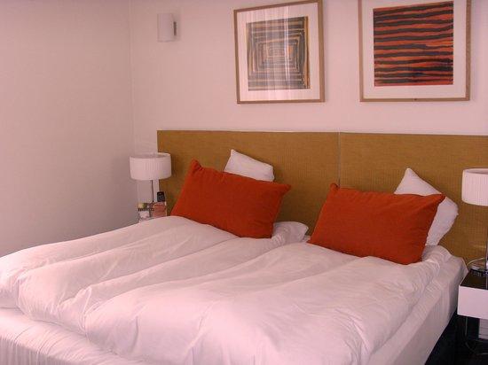 Adina Apartment Hotels Copenhagen: Bedroom