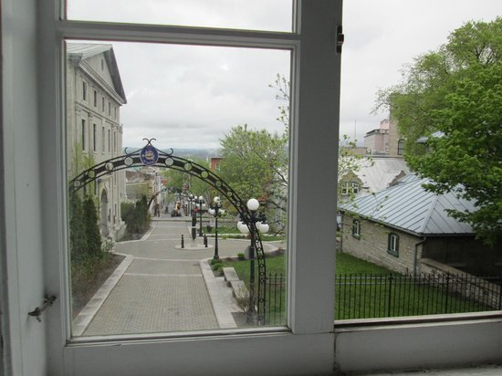 Hotel Jardin Ste-Anne: View from Room