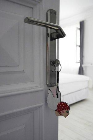 Vintage Boutique Hotel Alacati: Vintage Keychain