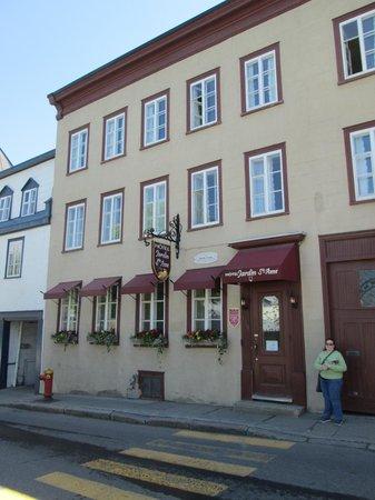 Hotel Jardin Ste-Anne: Hotel Exterior