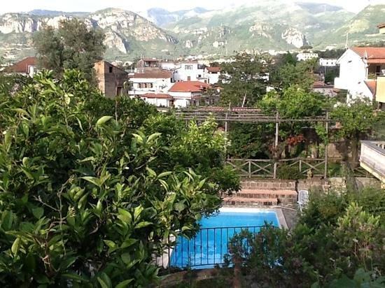 Villa Flavia: Add a caption