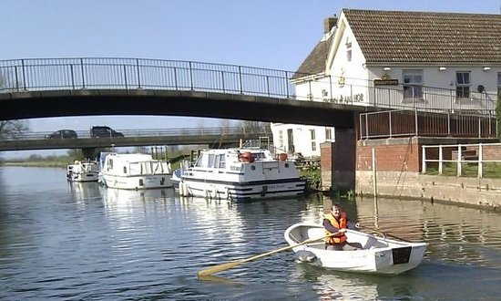 Beverley Boat Hire - based at Hull Bridge, Tickton