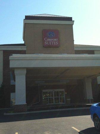 Comfort Suites, Mount Vernon IL