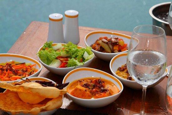 Thaproban Pavilion Resort and Spa: Sri Lankan Food