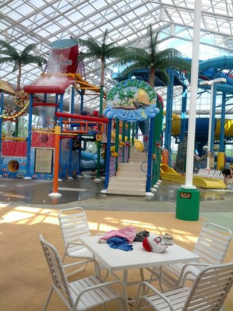 arcade picture of big splash adventure resort french lick rh tripadvisor com