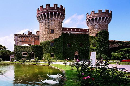 Castillo de Peralada · Costa Brava