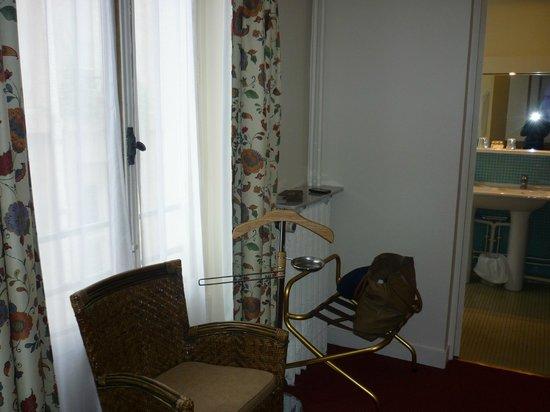 Hotel de Suez : camera