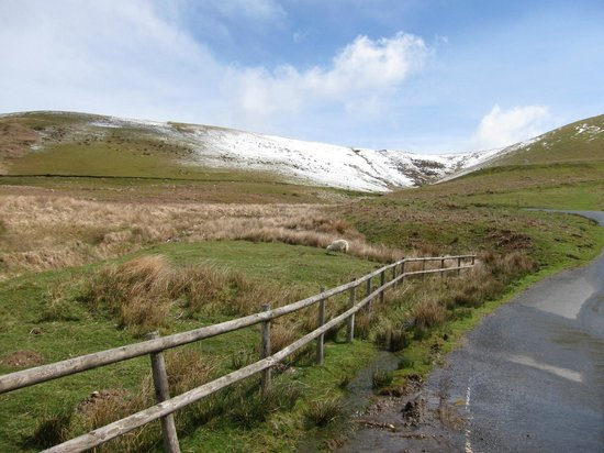 Wernhir Farm: Elan Valley