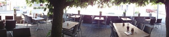 Garten Restaurant Bahnhöfli