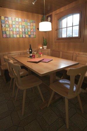 Stammtisch Restaurant Bahnhöfli
