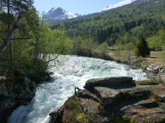 Valldal, Norway: Gudsbrandjuvet