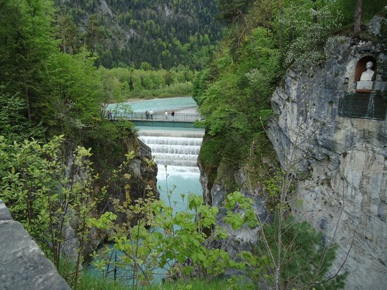 Lechfall: From the road