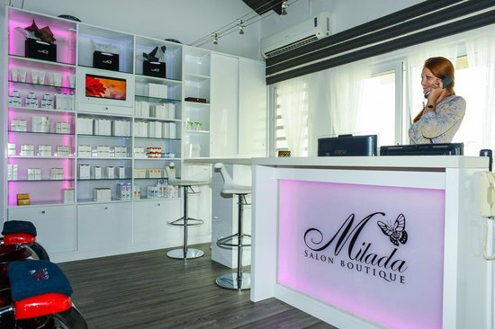 Milada Salon Boutique