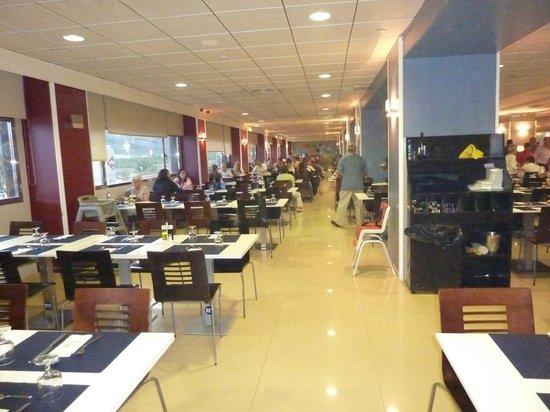 Marina d'Or Gran Duque: restaurant 4*