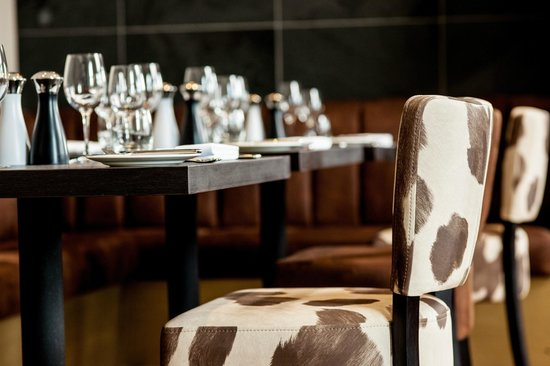 Hebasca Grill: Laid back to the nines, relaxed dining den