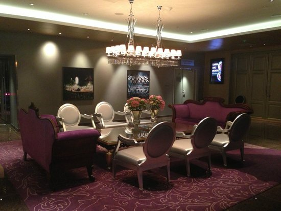 Clarion Hotel Ernst: Лобби