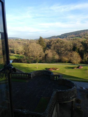 Bovey Castle Hotel: View from Bedroom