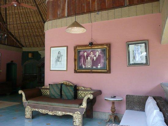 Puri Taman Sari: La famille royale