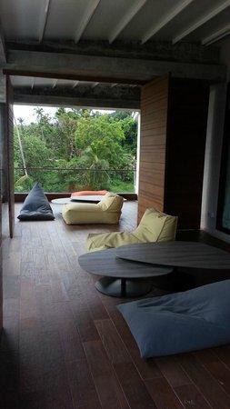 Na Tara Resort: sky terrac