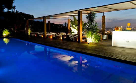 호텔 산타 테레사 - 를래 & 샤토