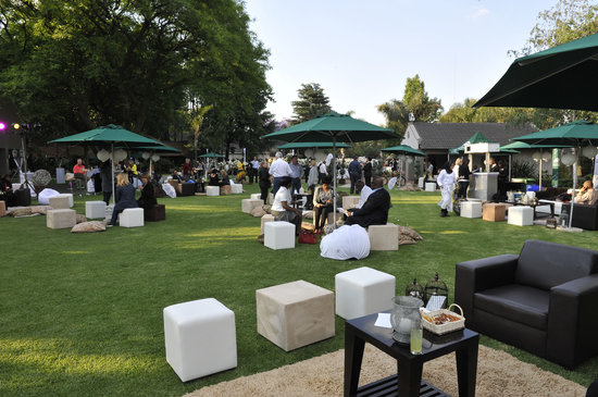 Birchwood Hotel: Outdoor Events in our picturesque gardens