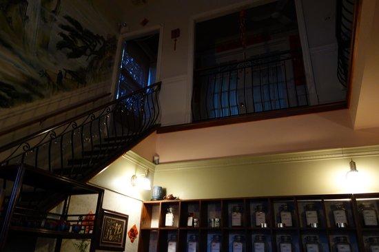 Restaurant Zen : 2ieme étage pour les groupes