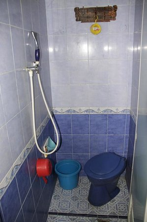 Pondok Wisata Angel: Bathroom. No hot water.
