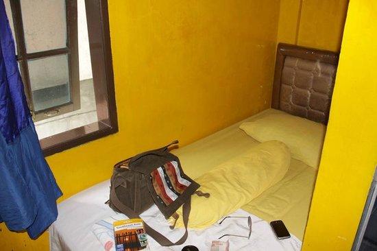 Pondok Wisata Angel: Cheap and tiny single room