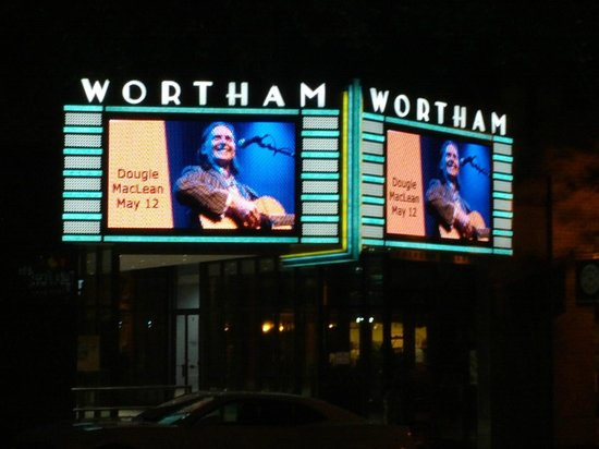Dougie MacLean at Diana Wortham Theatre May 2013