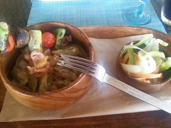 Grand Cayman Marriott Beach Resort : Plantain Gnocchi-Solana
