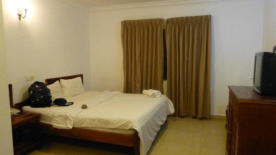 Siem Reap Bat Hotel : Our Room