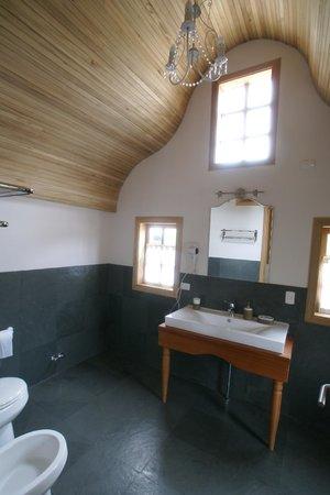 Mi Palafito Apart & Suite: baño ducha de suite