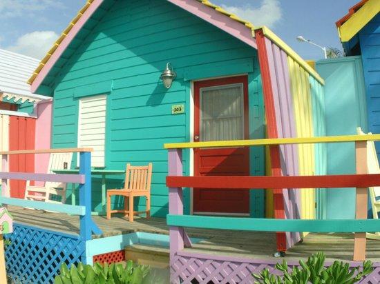 Compass Point Beach Resort: Chambre 103