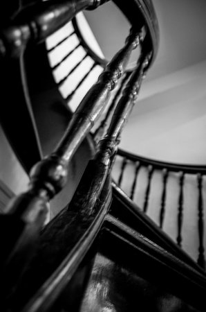 Vintage Eleven Guesthouse: Stairway