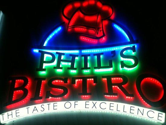 Phil's Bistro: Italian American Cuisine